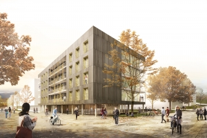 logements étudiants vergers meyrin